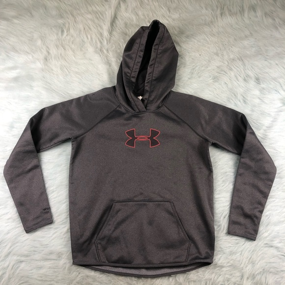 21953d39 Under Armour Storm 1 Cold Gear Hoodie Sweatshirt S